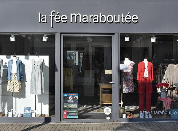 1ae36f9862b LA FEE MARABOUTEE. Mode   accessoires. Prêt à porter femmes.