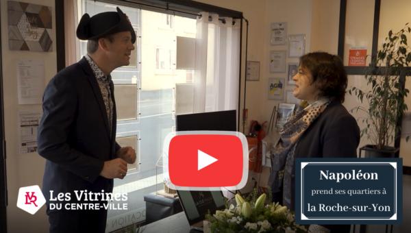 web série Napoléon prend ses quartiers à la Roche-sur-Yon épisode 3